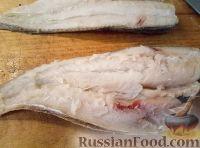 Фото приготовления рецепта: Треска, запеченная с картофелем и овощами - шаг №2