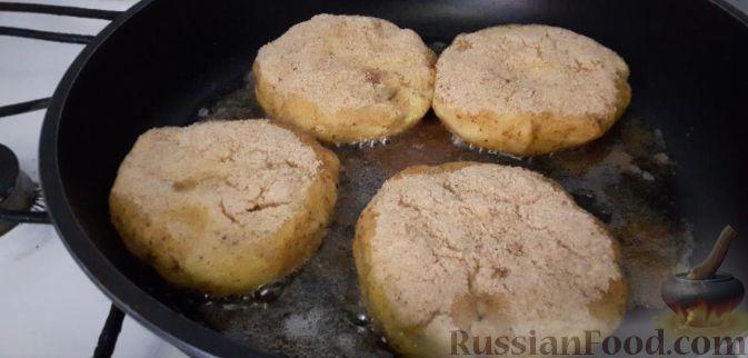 Рецепт зразы с фаршем пошаговый рецепт