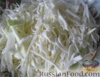 """Фото приготовления рецепта: Тушеная капуста """"Как в столовой"""" - шаг №1"""