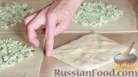 Фото приготовления рецепта: Бездрожжевые лепешки с творогом - шаг №6