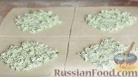 Фото приготовления рецепта: Бездрожжевые лепешки с творогом - шаг №5
