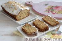 Фото к рецепту: Кабачковый хлеб