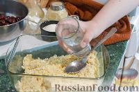 Фото приготовления рецепта: Тарталетки с черешней - шаг №5