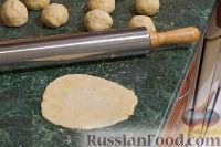 Фото приготовления рецепта: Тарталетки с черешней - шаг №9