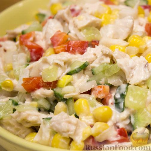 Рецепт рагу с курицей и овощами видео