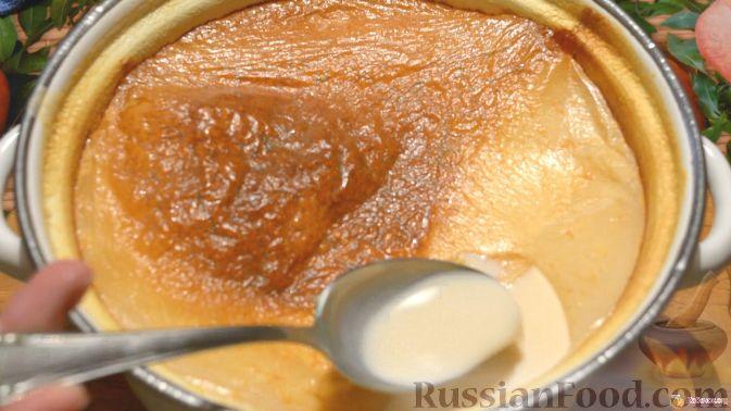 Топленое молоко ряженка рецепт