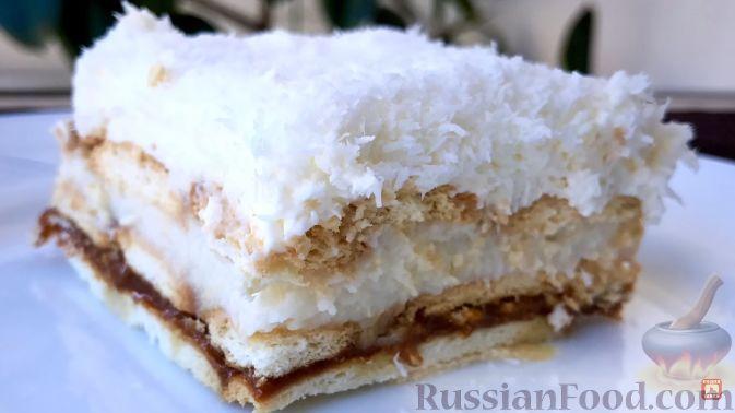 Торт рафаэлло рецепт видео рецепт