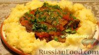 Фото к рецепту: Говяжий язык в томатном соусе