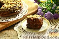 Фото к рецепту: Шоколадный торт для мамы