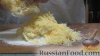 """Фото приготовления рецепта: Печенье """"Сырные палочки"""" - шаг №3"""