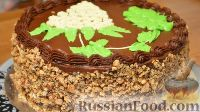 Фото к рецепту: Торт по-киевски