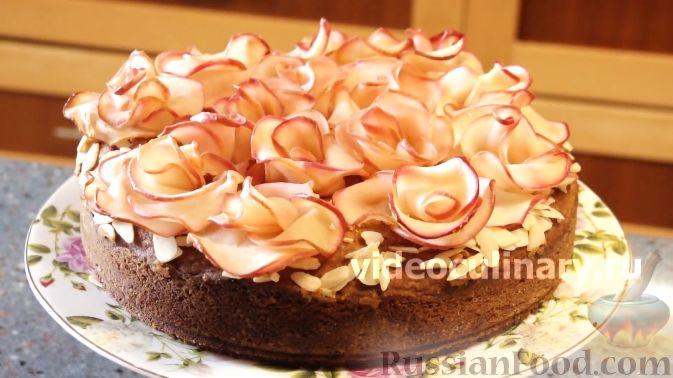 Фото приготовления рецепта: Творожные пирожки с яблоками - шаг №15