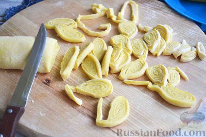 Фото приготовления рецепта: Лагман из баранины - шаг №16