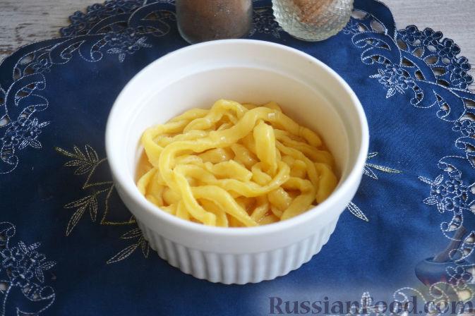Фото приготовления рецепта: Лагман из баранины - шаг №18