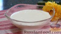 Фото к рецепту: Домашняя сметана