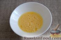 Фото приготовления рецепта: Роллы с горбушей и омлетом - шаг №2