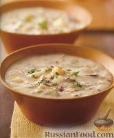 Фото к рецепту: Суп-похлебка с моллюсками