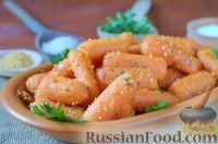 Фото приготовления рецепта: Пряная морковь - шаг №7
