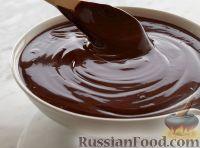 Фото к рецепту: Шоколадная глазурь