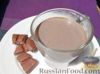 Фото к рецепту: Какао с молоком или сливками