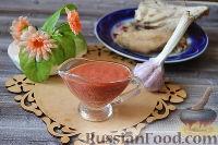 Фото к рецепту: Клубничный соус к мясу