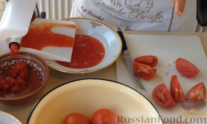 рецепт приготовления томатного сока из помидор