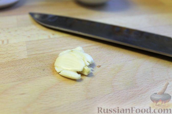 Фото приготовления рецепта: Японский салат из огурцов - шаг №7