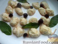 Фото к рецепту: Творожные клецки, или ленивые вареники