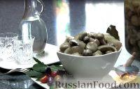 Фото к рецепту: Грибы маринованные