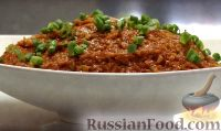 Фото к рецепту: Икра из кабачков