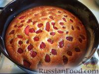 Фото к рецепту: Клубничный пирог