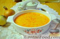 Фото к рецепту: Суп с фасолью и сметаной