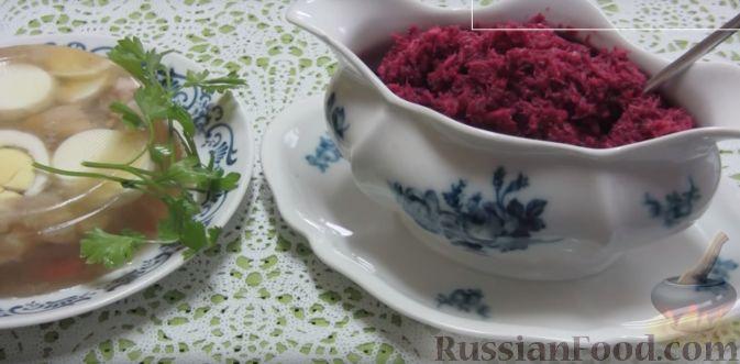 Фото приготовления рецепта: Рагу с картофелем, фасолью и тефтелями, тушенными с грибами и вином - шаг №11