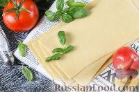Фото к рецепту: Листы для лазаньи (классический вариант)