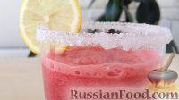 Фото к рецепту: Арбузный лимонад