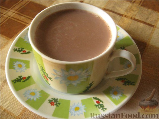 Рецепт Какао классический