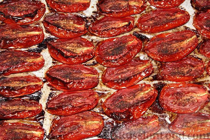 Фото приготовления рецепта: Вяленые помидоры - шаг №6