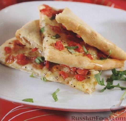 Рецепт Бруклинская пицца