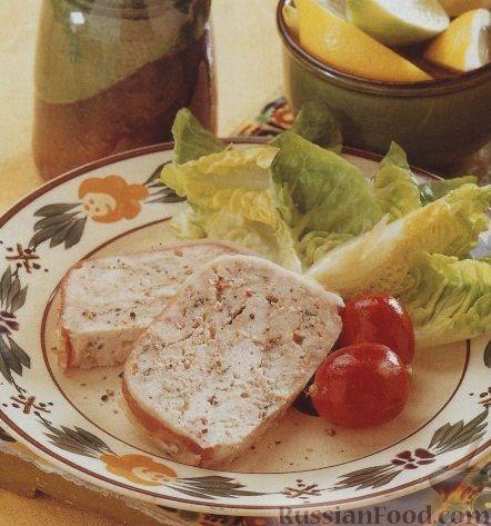 Рецепт Мясная закуска