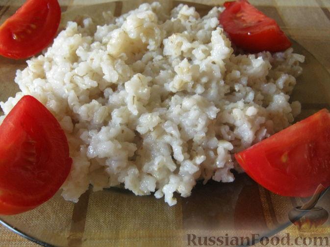 Рис отварной рецепт фото