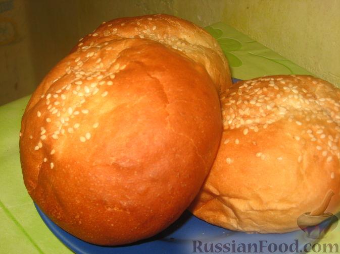 """Рецепт Булочки """"Малютки"""", постные"""