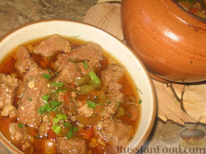 Мясо по аргентински рецепт и