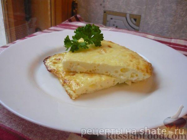 рецепт омлета с молоком на сковороде пропорции