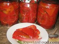 Фото к рецепту: Перец с маслом и медом