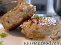 Фото к рецепту: Куриные котлеты. Идеи для ужина на скорую руку