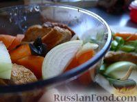 Фото приготовления рецепта: Куриные котлеты. Идеи для ужина на скорую руку - шаг №3