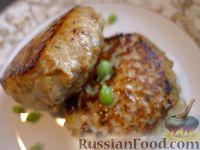 Фото приготовления рецепта: Куриные котлеты. Идеи для ужина на скорую руку - шаг №8