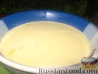 Фото приготовления рецепта: Мясо в сливках - шаг №4