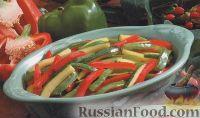 Фото к рецепту: Овощи, приготовленные на гриле