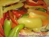 Фото приготовления рецепта: Маринованный болгарский перец - шаг №2